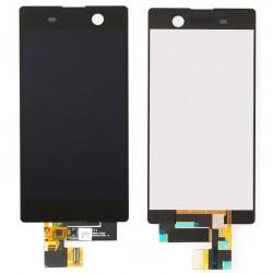 Ecran lcd Sony M5 noir