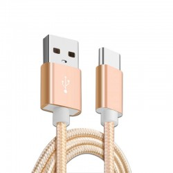 Cable usb vers Type C Or...