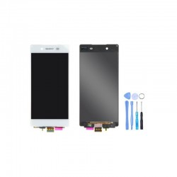 Ecran Lcd Sony Z4 Z3+ blanc