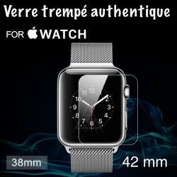 Verre trempé Apple Watch 42 mm