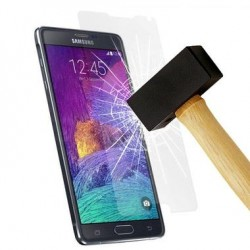 Verre trempé Galaxy Note 4