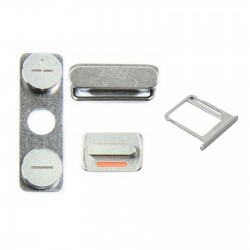 Kit bouton Iphone 4/4S 4en1