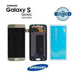 Ecran Samsung S6 SM-G920F...