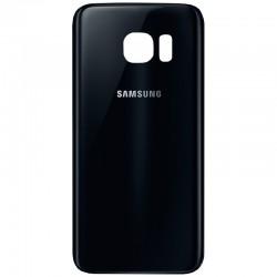Vitre Arrière Samsung S7 Noir
