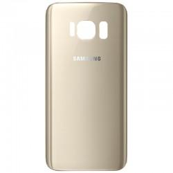 Vitre Arrière Samsung S8 Or