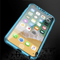 Coque 360 souple iPhone XR...
