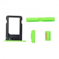 Kit Bouton iPhone 5C Vert...
