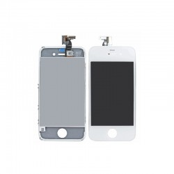 Ecran Lcd iPhone 4S Blanc