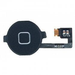Bouton home iPhone 4 Noir