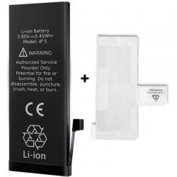 Batterie iPhone 5 Trad Sans...