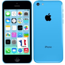 IPHONE 5C 16 Go Bleu...