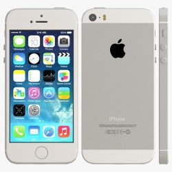 IPHONE 5S 16 Go Argent...
