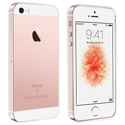 IPHONE 5SE 16 GIGA OR ROSE...