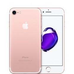 IPHONE 7 128 Go OR ROSE...