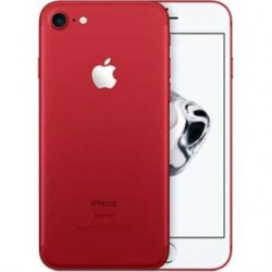 IPHONE 7 128 GIGA  RED...